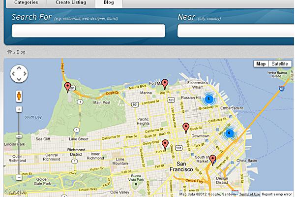 Vantage Google Map Plugin - Premium WordPress Themes & Plugins ...
