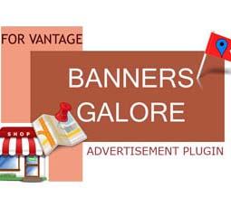 Banners Galore Vantage