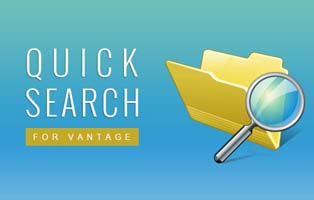 Quick Search Vantage