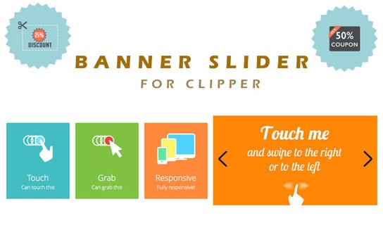 Banner Slider For Clipper
